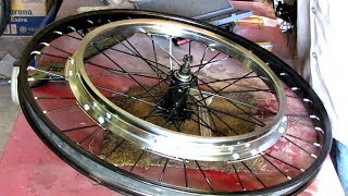 How To Install Whizzer Drive Belt Sheave Motorized Bicycle