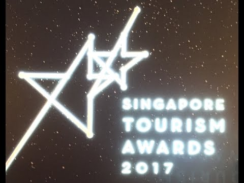 Singapore Tourism Awards 2017 Behind the Scenes & Carpool Karaoke