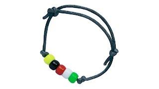 How to Make Salvation Bracelets - Wordless Bracelet Kit