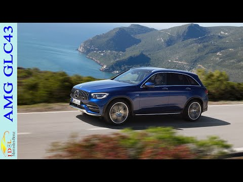 Review 2017 Mercedes-AMG GLC43: Your everyday performance crossover