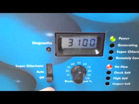 hqdefault goldline aqua rite electronic chlorine generator repair youtube hayward aqua rite wiring diagram at edmiracle.co