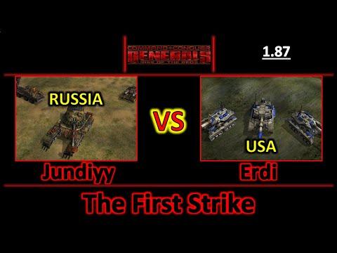 ROTR - Jundiyy Vs Erdi - Russia Vs USA - The First Strike