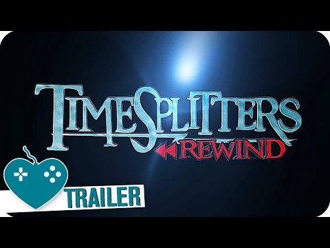 TIMESPLITTERS: REWIND Teaser Trailer (2017) PS4, PC Game