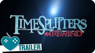 TIMESPLITTERS: REWIND Teaser Trailer (2017) PS4, PC Game