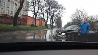 ДТП Днепр 17 декабря 2017 года. Авария в Днепре