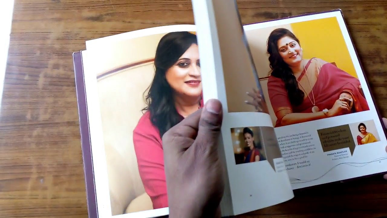 Leading pdf vestige ladies book Vestige Marketing