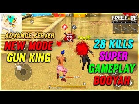 28 KILLS BOOYAH - GUN KING MODE - GARENA FREE FIRE - DESI GAMERS