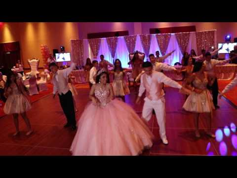 Jonissas Quinceanera 2017  Quince Waltz  Blue Aint Your Color  Keith Urban