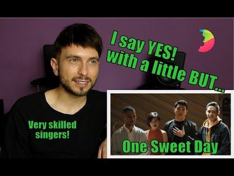 Vocal Coach YAZIK Analysis / Reaction To One Sweet Day - Khel, Bugoy, Daryl Ong And Katrina Velarde