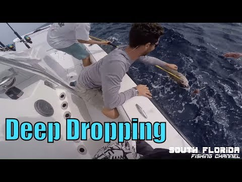 Deep Dropping Catch N Cook | Fishing Summerland Key