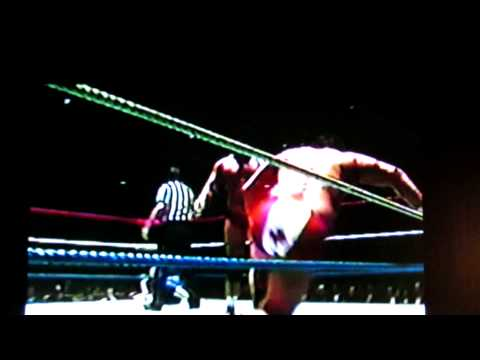 DINO BRAVO VS KING TONGA MONTREAL FORUM END OF THE FIGHT