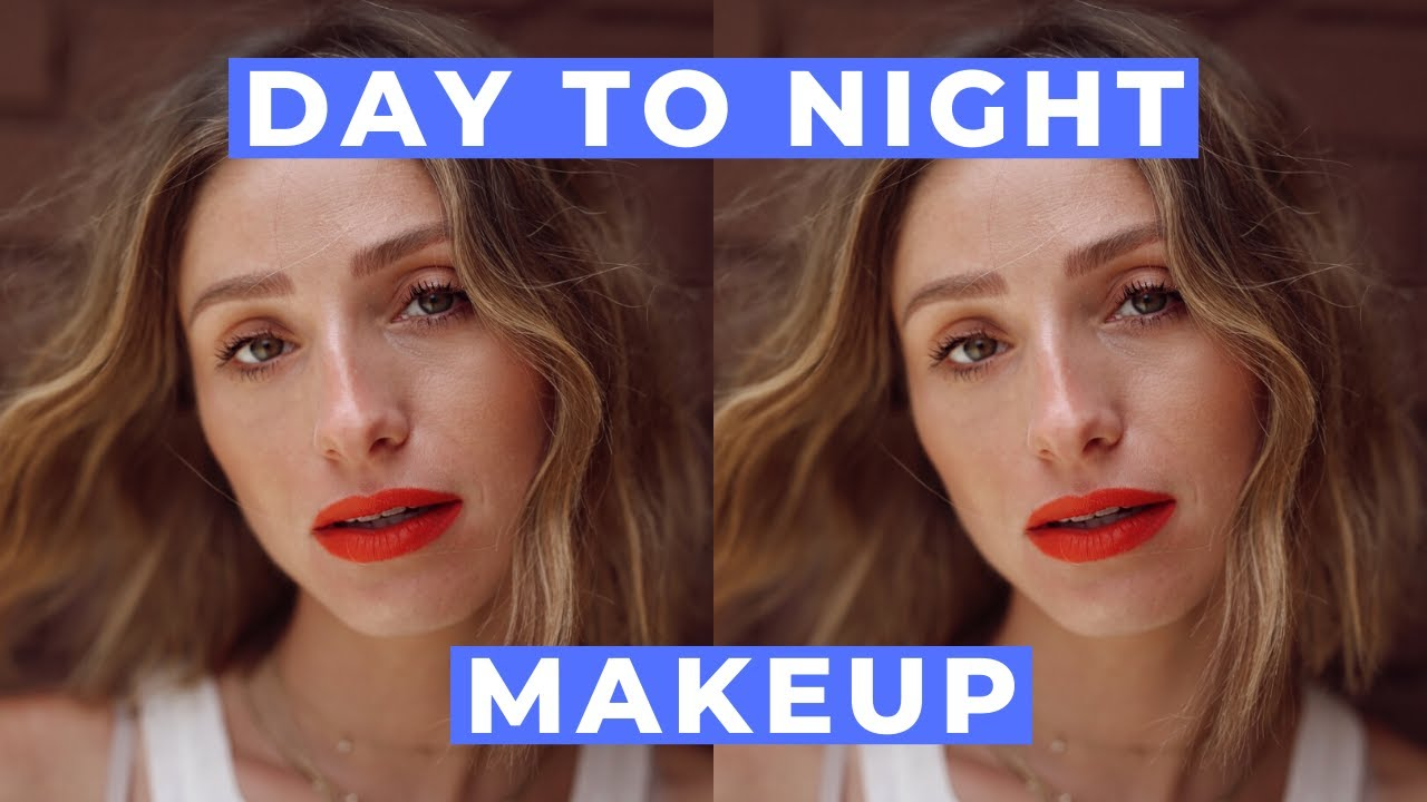 Day To MakeupMac Youtube Woo Night Red Ruby Lipstick Easy 0kXPnO8w