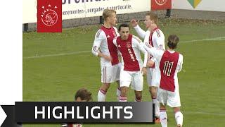 Highlights Ajax A1 - NEC/FC Oss A1