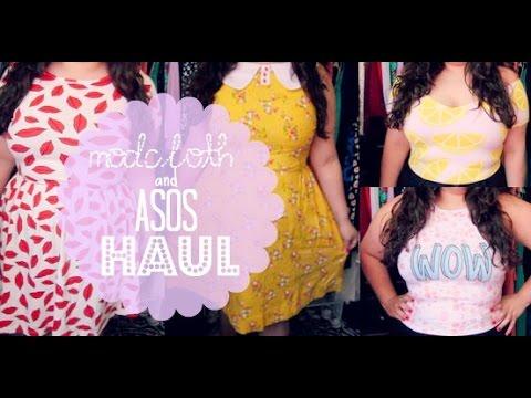 Modcloth & ASOS HAUL