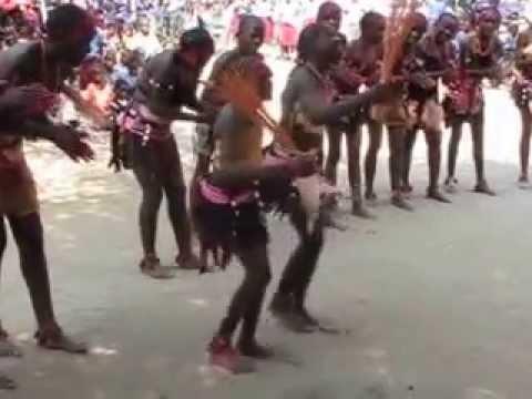 Young Mundjele Cultural group