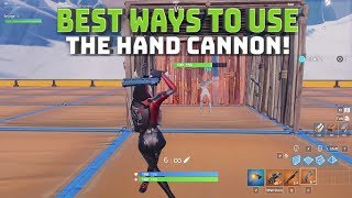 Best Way to Use a Deagle in Game! Fortnite Battle Royale!