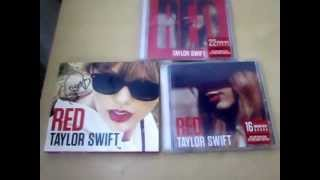 Baixar - Taylor Swift Red Deluxe Edition Unboxing Grátis