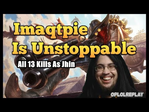 Imaqtpie Is Unstoppable