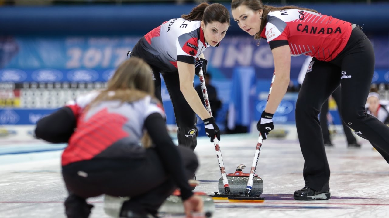 HIGHLIGHTS: Canada V Switzerland