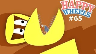 Happy Wheels Part 65 - DONKEY KONG ATE ME