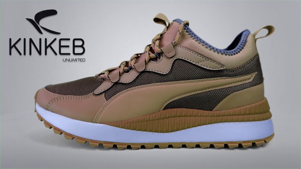 PUMA PACER NEXT MID - YouTube fbd8729d3