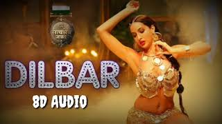 Dilbar 8D full audio song A R Rahman's new song composed in 8D technology