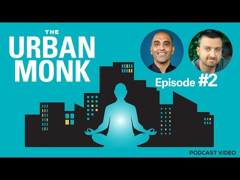 The Urban Monk Podcast –New Dads with Guest Nick Polizzi