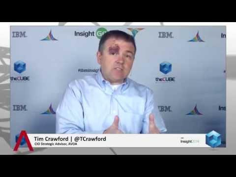 Tim Crawford - IBM Insight 2014 - theCUBE