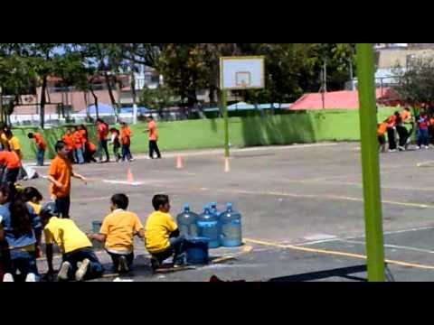 Juegos Recreativos Dia Del Nino Esc Primaria Siervo De La Nacion