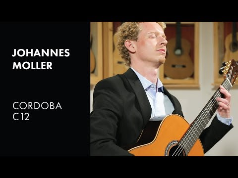 "Johannes Moller performs ""Song to the Mother"" on a Cordoba C12"