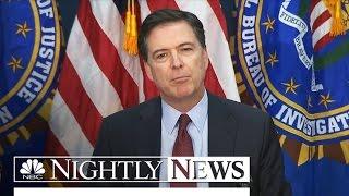 FBI: San Bernardino Mass Shooting Now a Terrorism Investigation | NBC Nightly News