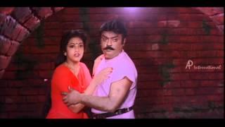 Sethupathi IPS -Vijayakanth fights for Meena