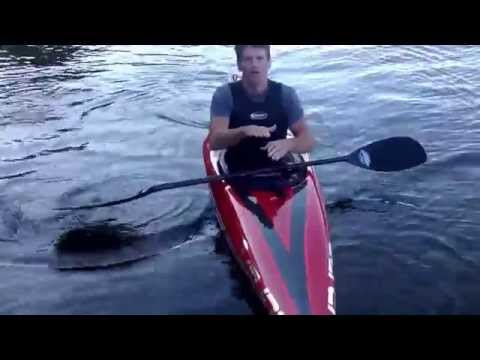 Part1 Stroke Drills- Holding paddle, Paddlers box, Bow Wave