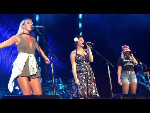 Pistol Annies Miranda Lambert Hell On Heels West Palm Beach Florida 9/10/16