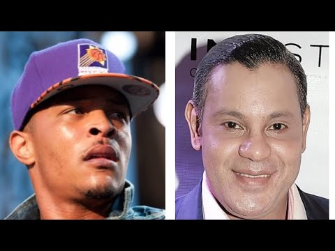 T.I HAS ONLY 3 WORDS FOR SAMMY SOSA! FIND OUT WHAT!