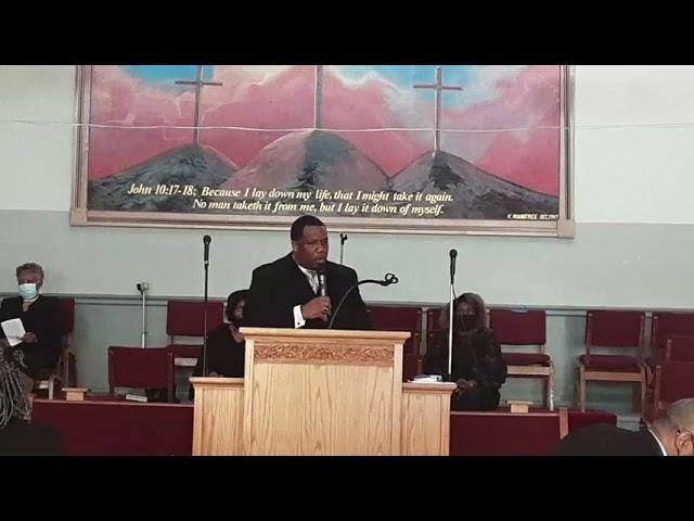 March 28th 2021 Jerriel Missionary Baptist Church Sunday Worship