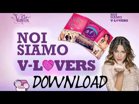Cofanetto Violetta