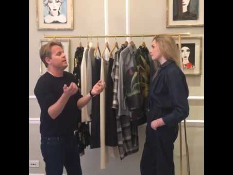 Adam Lippes talks Inspiration, His Woman & The AW16 Collection | MATCHESFASHION.COM