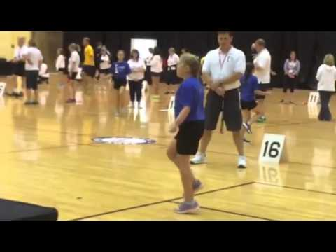 2015 U.S. National jump rope championship 3 min speed - YouTube