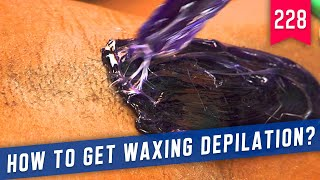 HOW TO GET WAXING DEPILATION? | VIRAL BEAUTY | WAXING DEPILATION | WAX DEPILATIONS