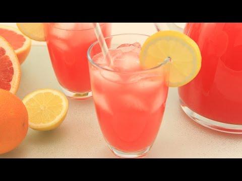 PINK LEMONADE I herb fruchtige Citrus Himbeer Limo