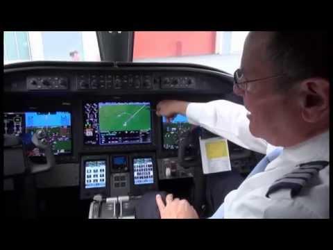 Geschäftsreiseflug mit Learjet - Angeberei oder ein Muss?