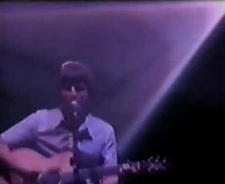 Oasis Don't Go Away Noel Acoustic Live