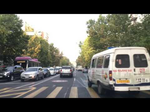 Yerevan, 04.10.16,Tu, Video-2, Arshakunyats - Moskovyan