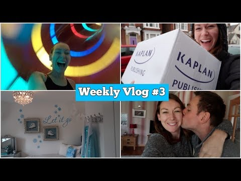 House Hunting, Job Interview Results & World's Most Riveting Haul  l  Weekly Vlog #3 l aclaireytale