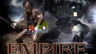 Como Descargar e Instalar Empire Earth + Art Of Conquest En Español Full Para Windows 8,10 2016