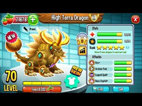 dragon-city:-high-terra-dragon,-new-legendary-|-exclusive-dragon!-😱