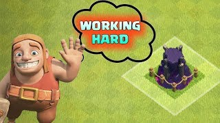 BUILDERS ON WORK , FIX THAT RUSH,Clash of Clans India