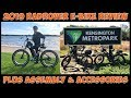 2019 RADROVER EBIKE RIDE | REVIEW | ASSEMBLY | ACCESSORIES