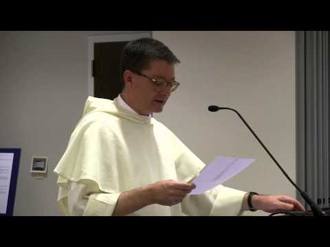 The Thomistic Doctrine of God and Dominican Spiritual Life - Fr. Gilles Emery, OP